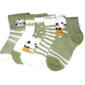 Other - Toddler Fun Animal Design Cotton Blend Socks